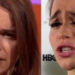 Emilia Clarke's Amazing Eyebrows – 6 Gifs