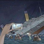 If The Titanic Sunk Today – (Comic)