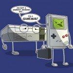I'm A GameMan! – Comic