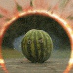 Infinitely Exploding Watermelon – (Gif)