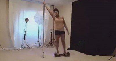 Segway Stripper – gif