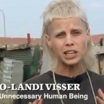 Yolandi Visser Unnecessary Human Being