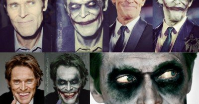 Why hasn't Willem Dafoe been the Joker yet?