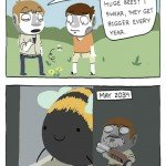 Bee – Comic