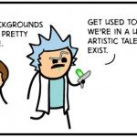 Rick And Morty Cyanide And Happiness – Comic