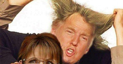 Donald Trump Sarah Palin Dumb and Dumber
