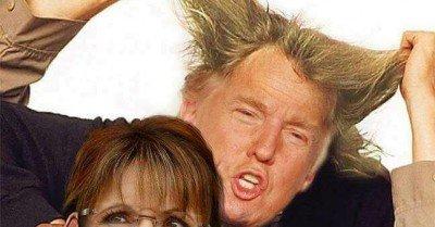 Donald Trump Sarah Palin Dumb and Dumber