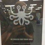 Flying Spaghetti Monster He Boiled For Your Sins
