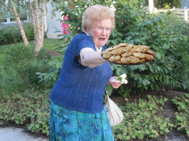grandma-with-a-gun-photoshop-battle-11