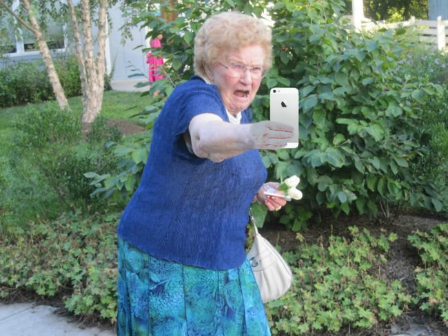 grandma-with-a-gun-photoshop-battle-3