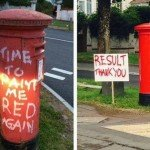 Middle Class Vandalism – Time To Paint Me Red Again