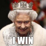 Queen Elizabeth I Win – Meme