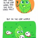 This Is Leafy – Comic