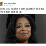 When You Google A Test Question…