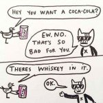 You Want A Coke – Comic