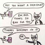 You Want A Coke – Comic