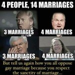 4 People 14 Marriages