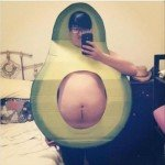 Avocado Halloween Costume