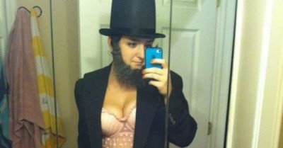 Babe Lincoln halloween costume