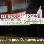 DJ Sex Charges