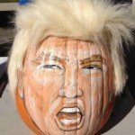 Donald Trump Pumpkin – The Trumpkin