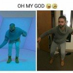Drake Hotline Bling Halloween Costume