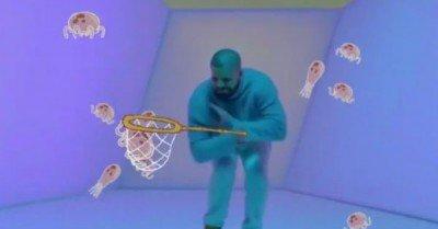 Drake spongebob – gif