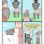 Draw Your Sword – Comic
