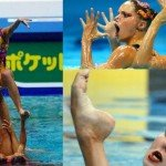 The Many (Funny) Faces Of Synchronized Swimming – 10 Pics