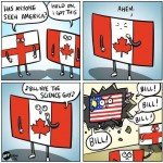 Has Anyone Seen America? – Bill Nye Comic
