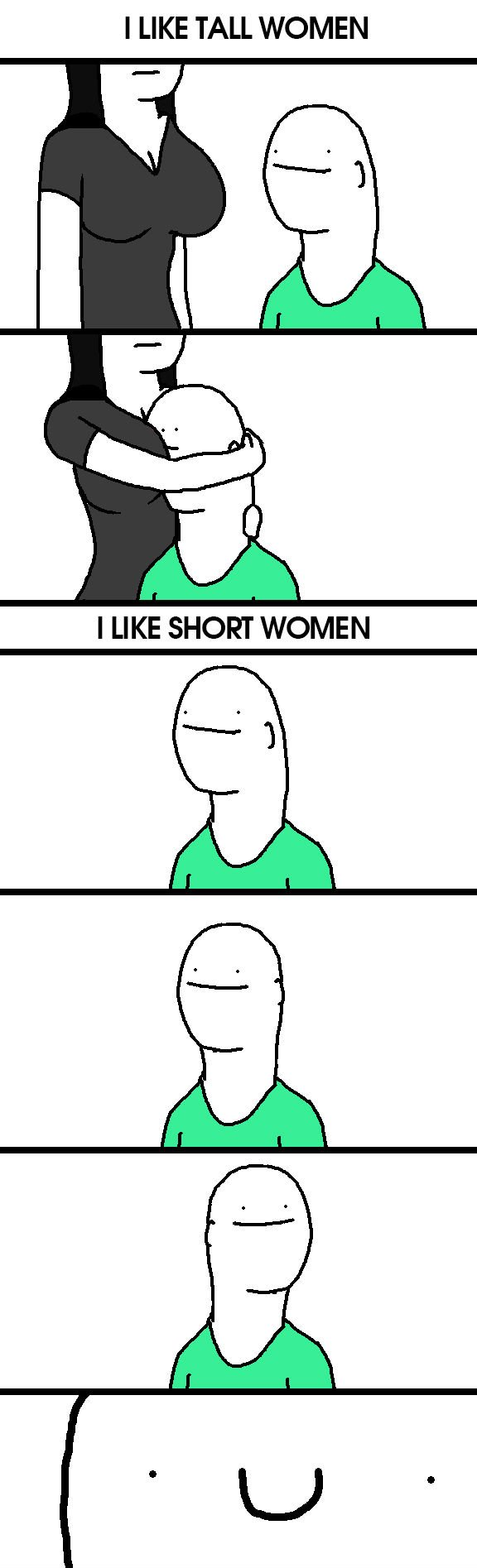 i-like-tall-women-comic