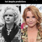 Lea Thompson Hot