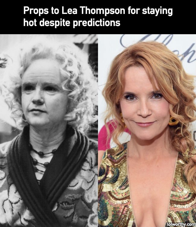 lea-thompson-hot