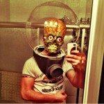 Mars Attacks Halloween Costume