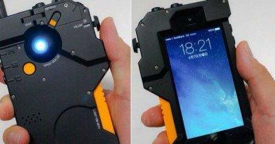 Metal Gear Solid iPhone Case
