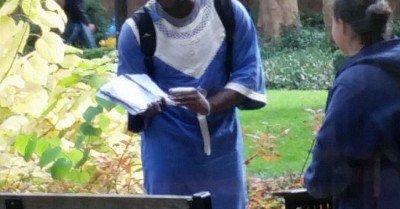 Nigerian Prince halloween costume