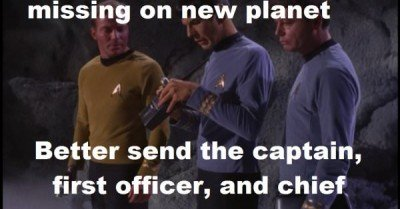 Star Trek – logic