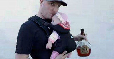 The baby flask – never look like an alcoholic ever again
