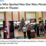 Man Who Spoiled Star Wars Movie Beaten In Theater