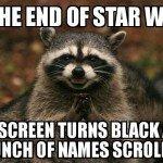 Star Wars Spoiler Meme