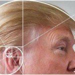 Trump Fibonacci Spiral Golden Ratio Meme