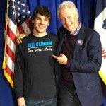 Bill Clinton For First Lady Shirt