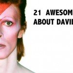 21 Facts About David Bowie