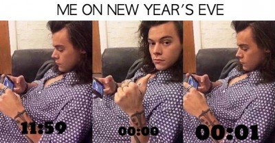 Best New Year's Eve memes