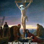 TR-8R Died For Your Spins – Meme