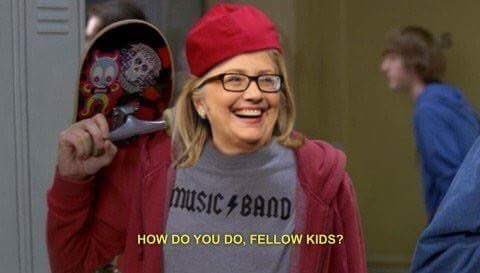 hillary-clinton-how-do-you-do-fellow-kids