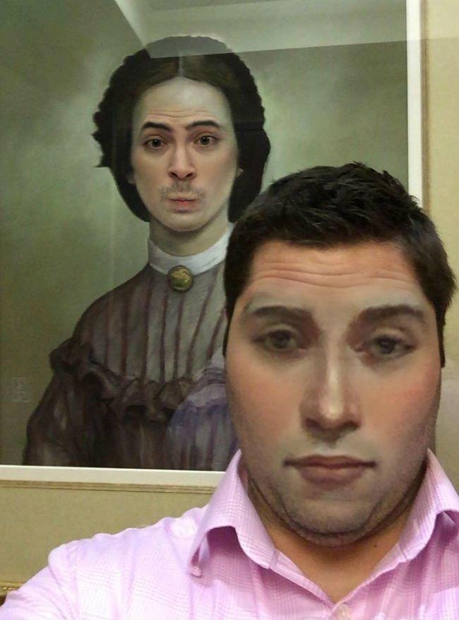 museum-face-swap