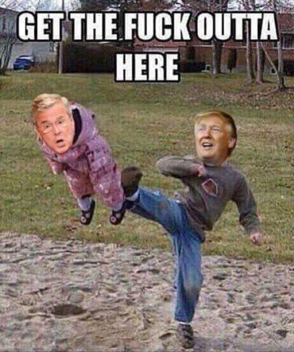 [Image: trump-kicking-jeb-meme.jpg]