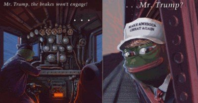 Trump Train – gif