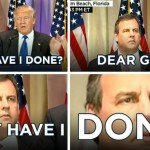 Chris Christie Trump Meme